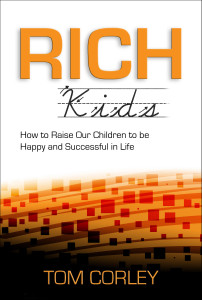 Cover for Rich Kids book